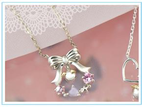 天使の卵ネックレス
