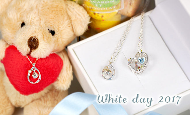 天使の卵ホワイトデー2017 プレゼント アクセサリー